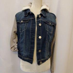 Wallflower denim jacket,size XL EUC